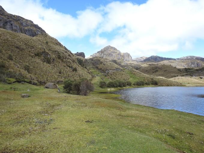 Cajas NP, Ecuador