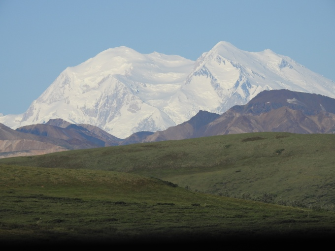 Denali (formerly Mt. McKinley), Denali NP, AK