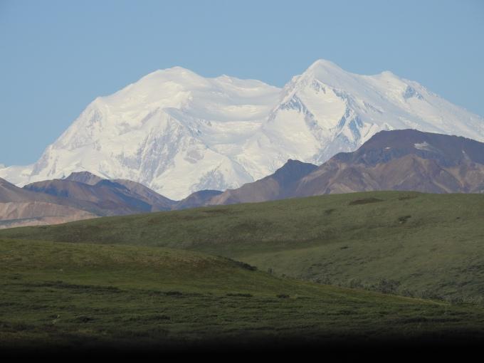 Denali (formerly Mt. McKinley), Denali NP, AK