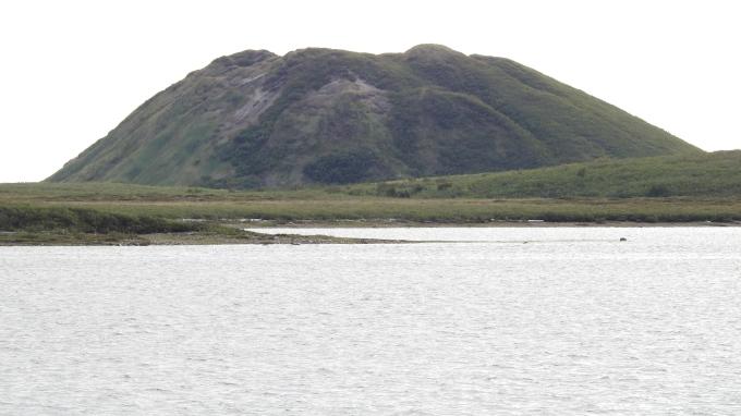 Pingo, Tuktoyaktuk, NWT