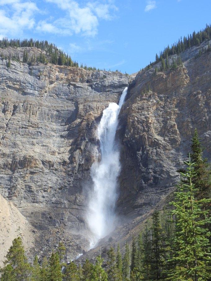 Takakkaw Falls, Yoho NP, BC