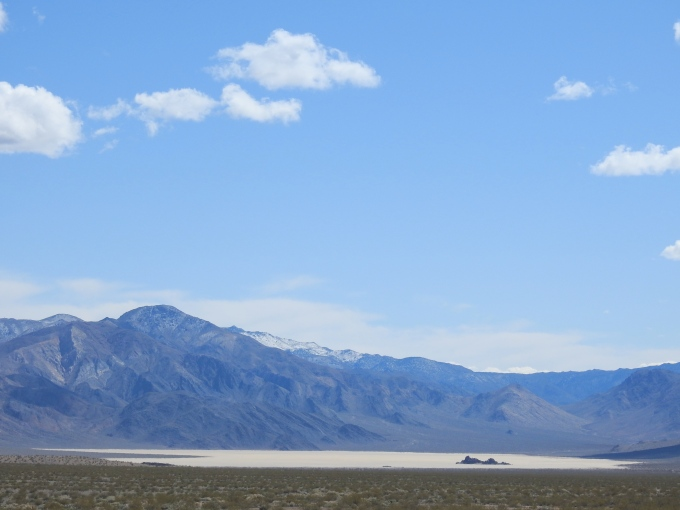 The Racetrack, Death Valley NP, CA